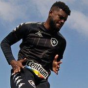 Chapecoense tenta a contratação de Rafael Carioca, dispensado pelo Botafogo