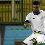 Botafogo quer negociar Rafael Carioca e avisa que ele não está nos planos