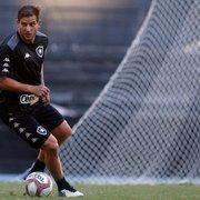 Comentarista: 'Rafael Moura onde passou foi artilheiro. Vai dar alegrias no Botafogo'