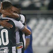 Anticolapso: Botafogo vê em quarteto possíveis vendas para aliviar as contas do clube no segundo semestre de 2021