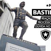 Críticas, processo de criação e dúvida no toque final: artista conta bastidores da estátua do Botafogo a Túlio Maravilha