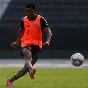 Sem Ronald, Ênio pode recuperar espaço e ganhar oportunidade no Botafogo
