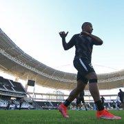 Guilherme Santos é liberado e pode reforçar o Botafogo contra o Vila Nova; Jonathan segue fora
