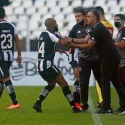 Análise: o Botafogo de Chamusca já poderia (e deveria) mostrar mais