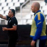 Comentarista: 'Chamusca e Mozart têm que tirar muitas lições de Botafogo 3 x 3 Cruzeiro'