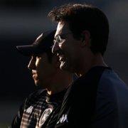 Botafogo precisa de equilíbrio: ou traz técnico de ponta ou fica com o que tem
