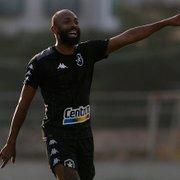 Chay vê Botafogo 'abraçando ideia' de Enderson mas ressalta: 'Ainda tem muito do Chamusca aqui'