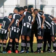 Botafogo recebe o Flamengo nesta quinta pelas semifinais do Carioca Sub-20; Botafogo TV transmite