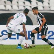 Botafogo lembrou o time que foi rebaixado no Campeonato Brasileiro
