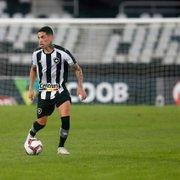Com Covid, Hugo é mais um desfalque do Botafogo neste sábado; Rafael Carioca pode entrar