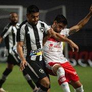 Melhor mandante x melhor visitante: Botafogo enfrenta o CRB sexta no Nilton Santos