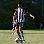 Atleta do Botafogo, Bernardo Valim é convocado mais uma vez para a Seleção Brasileira Sub-15