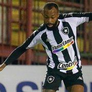 Chay no meio, Barreto fora e trio de ataque mantido; veja provável Botafogo para enfrentar o Cruzeiro