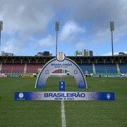 Botafogo confirmado com Lucas Mezenga, Guilherme Santos, Romildo e Warley para enfrentar o Confiança