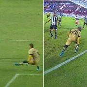Botafogo perde nas mudanças. Douglas Borges se recusa a sair do gol