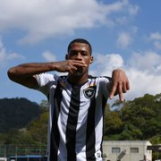 Base: Botafogo vence Nova Iguaçu pelo Carioca Sub-20 na volta de Ricardo Resende