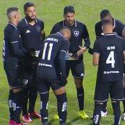 ATUAÇÕES FN: Kanu e Guilherme bobeiam em gol, Marco Antônio e Felipe Ferreira entram bem em Avaí 1 x 1 Botafogo