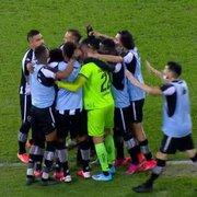 Após semana de vitórias, Botafogo cresce em interação nas redes sociais