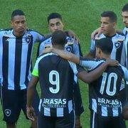 Em jogo de cinco gols, Botafogo é superado pelo Palmeiras no Allianz Parque pelo Brasileiro Sub-20