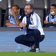 Enderson quer três reforços para o Botafogo. Mas tem que reduzir elenco