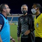 Botafogo: Enderson Moreira é punido com mais dois jogos pelo Pleno do STJD