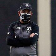Enquete confirma esperada resistência da torcida do Botafogo à contratação de Enderson Moreira como técnico
