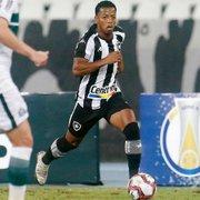 Botafogo: Valladolid, clube de Ronaldo, e Vitória de Guimarães fazem consulta por Ênio