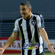 Botafogo não deve ter mais saídas até o fim da Série B; Barrandeguy segue no elenco e Felipe Ferreira perde espaço