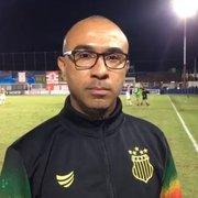 Felipe Surian, do Sampaio Corrêa, é mais um nome cotado no Botafogo