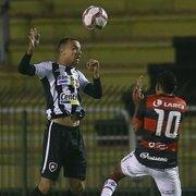 Gilvan celebra vitória do Botafogo em Volta Redonda: 'Série B é isso, tem que ralar o corpinho no chão'