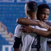 Pitacos: Lucas Mezenga entra no fogo e não se queima no Botafogo; Diego Loureiro se firma; feio é não vencer