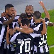 ATUAÇÕES FN: Rafael Navarro e Marco Antônio são os melhores em vitória do Botafogo sobre o CSA