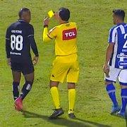 Guilherme Santos recebe o terceiro cartão amarelo e desfalca Botafogo contra o CRB