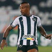 Lateral Guilherme Santos rescinde contrato e deixa o Botafogo