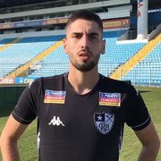 Com Gilvan suspenso, Botafogo promove zagueiro do sub-20 para completar elenco