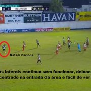Análise: primeiro tempo anima, mas substituições ruins destroem Botafogo na derrota para Brusque
