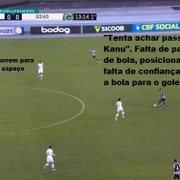 Análise: derrota para Goiás mostra que trabalho do novo treinador do Botafogo será reconstruir um time quase do zero
