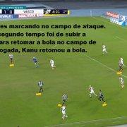 Análise: defesa forte e ataque focado garantem vitória do Botafogo sobre o Vasco