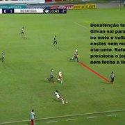 Análise: desatenção no 2º tempo marca derrota do Botafogo para o CRB e Chamusca não encontra soluções