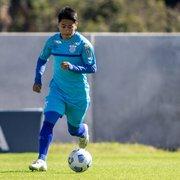 Um mês e meio após ser apresentado, ex-Botafogo Lecaros estreia pelo sub-23 do Avaí
