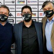 Botafogo anuncia Lênin Franco, ex-Bahia, como novo diretor de negócios