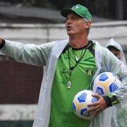 Botafogo faz contato por Lisca e pode ter resposta até quarta; Maurício de Souza é cotado