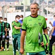 Botafogo concentra esforços em Lisca e vê negociação com otimismo