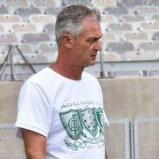 Site: na mira de Botafogo e Vasco, Lisca dá preferência ao Cruz-Maltino
