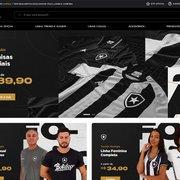 Botafogo fatura em um mês com nova loja oficial na internet mais do que em todo o ano de 2019