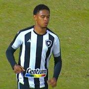 Caso Lucas Mezenga no Botafogo: decisão errada pode custar carreira de sucesso