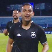 Análise: apesar do empate, dizer que Botafogo foi melhor que Avaí não é exagero