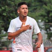 Botafogo acerta contratação de mais um do Nova Iguaçu para a categoria sub-20