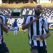ATUAÇÕES FN: Chay ganha nota 10 no Botafogo contra Cruzeiro; Kanu e Gilvan comprometem
