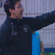 Felipe Neto critica mexidas de Ricardo Resende no Botafogo: 'Eu só queria um treinador nota 5'